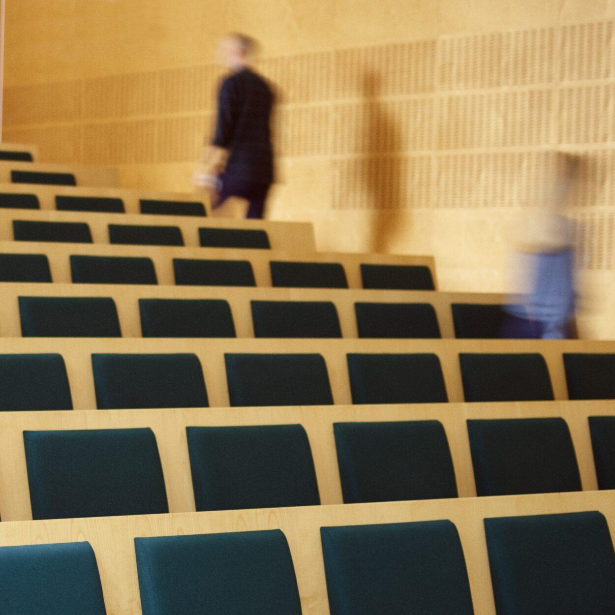 Auditorium i HUBNORDIC