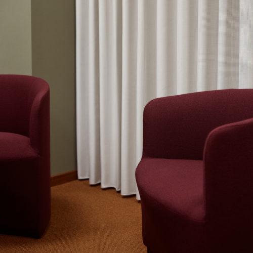 Kontorhotel interiør