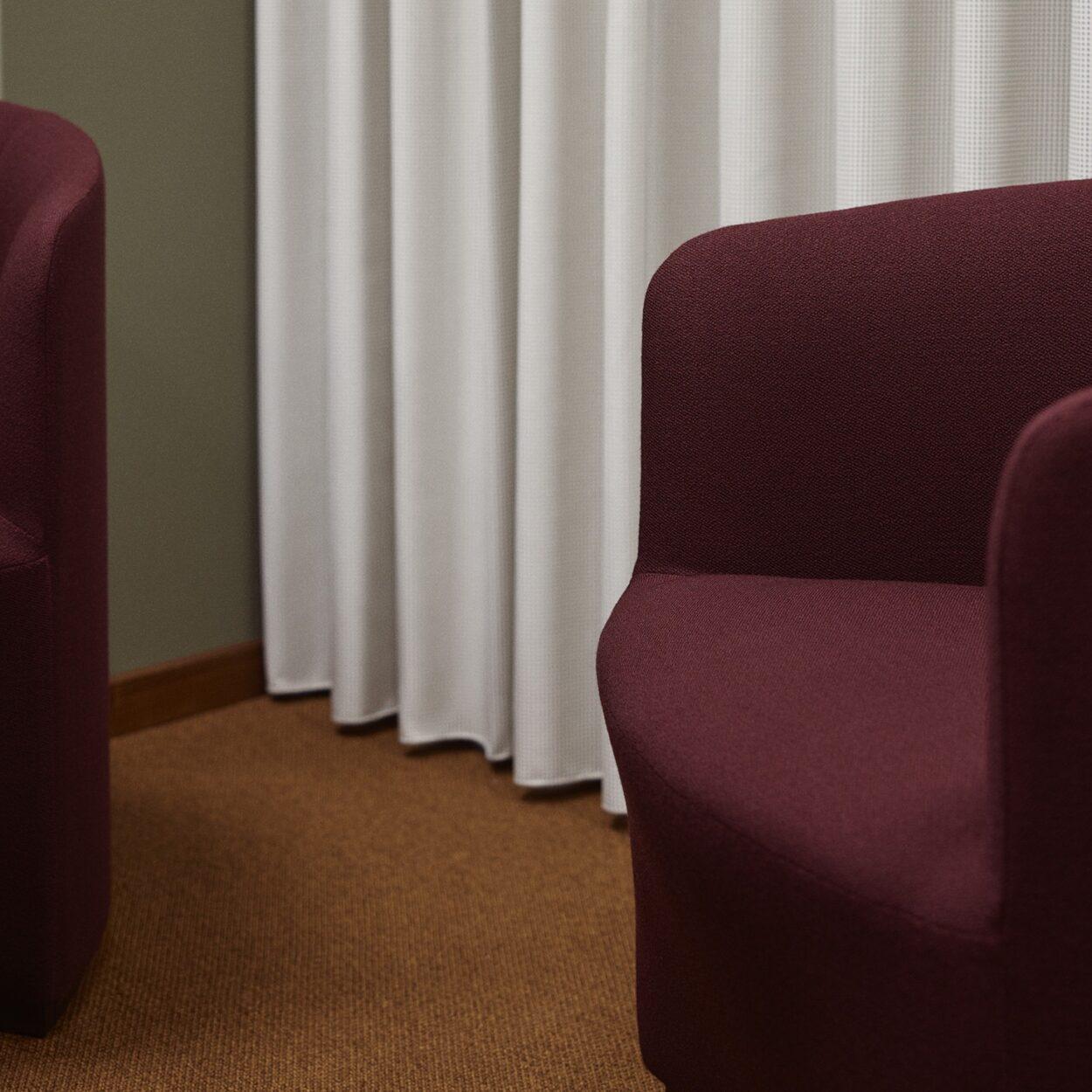 Arne Jacobsens Alle 13 mødelokale stol