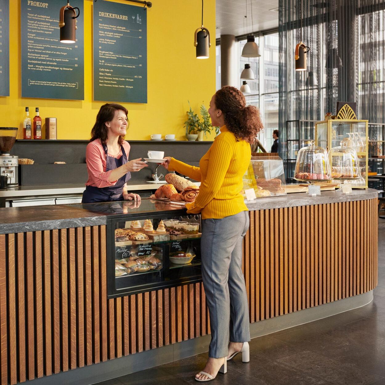 HUB2 Cafe Nabo køb